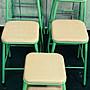 WU009.PE藤工作椅.餐椅.教師椅.工作椅.針車...
