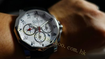 CORUM ADMIRAL'S CUP CHALLENGER CHRONOGRAPH 44 (1)