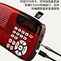 【精品W108】收音機老年老人迷妳小音響插卡小音箱新款便攜式播放器隨身聽mp3可充電兒童音樂聽戲評書