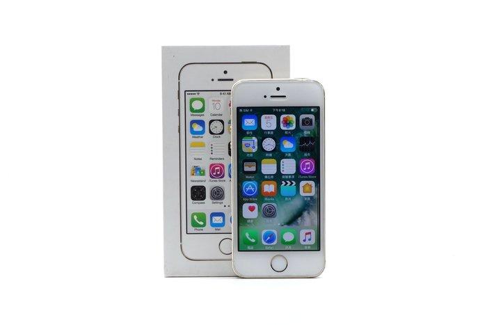 【台中青蘋果】Apple iPhone 5S 金 16G 16GB 二手 4吋 蘋果手機 #39297