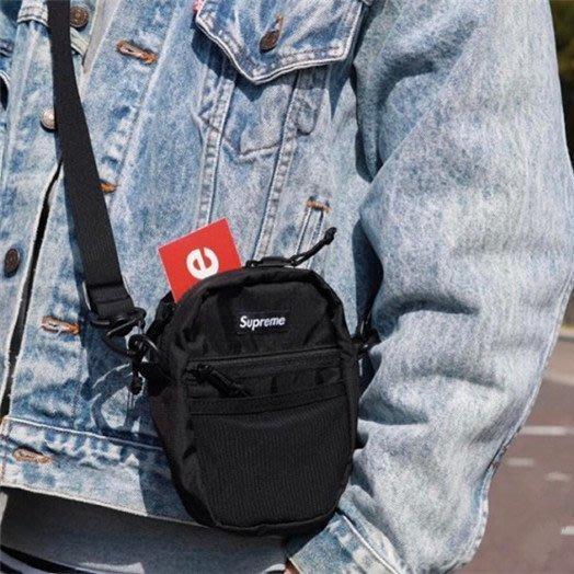 2c61cceeb6 全新現貨特價17ss Supreme 42th Small Shoulder Bag 肩包小包側背斜背包 ...