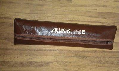 【華邑樂器51205】AULOS 509B 中音直笛 日製 ( 學校指定愛用  另有大量團購價優惠價 509) 高雄市