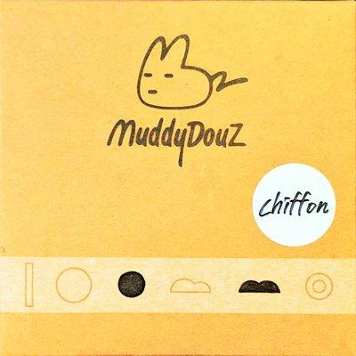 Muddy DouZ Chiffon 戚風 木吉他 貼片式拾音器 - 【黃石樂器】