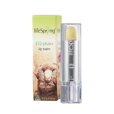 【繽紛樂活美妝】LifeSpring澳洲生命之春Q10 Plus護唇膏 3.7g(買三送一  優惠中)