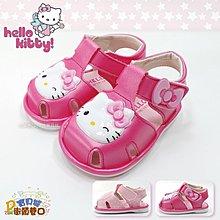 凱蒂貓 hello kitty 嗶嗶鞋 童鞋 寶寶鞋【街頭巷口】小P孩寶貝城 KT819203-P