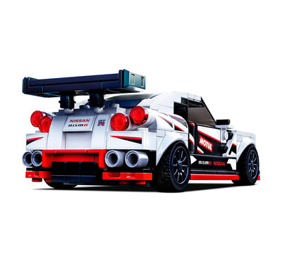 【LETGO】現貨 LEGO 樂高 76896 SPEED系列 Nissan GT R NISMO