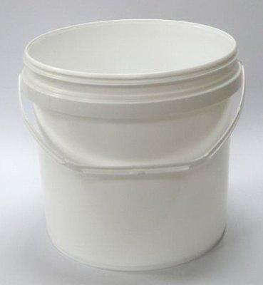 《上禾屋》密封桶/塑膠桶/收納桶/食品桶/儲米桶/飼料桶/油漆桶/塗料桶/化工桶/防水材料桶5L
