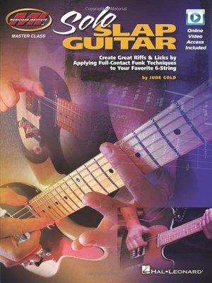 [反拍樂器] MI系列 Solo Slap Guitar 進口教材