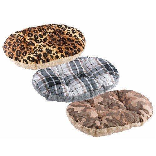 《中小型犬用》Ferplast飛寶6型舒適睡墊(顏色隨機出貨)貓床/狗床/兩面可用睡窩(適用義大利6型豪華寵物床組)