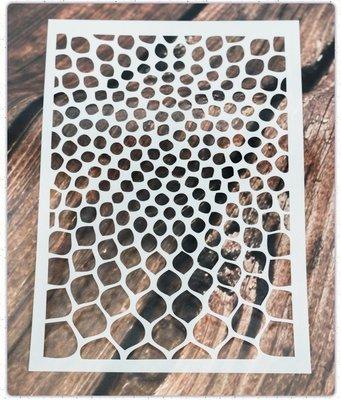 型染版IST-6542~蝶古巴特 拼貼 餐巾紙 彩繪 黏土DIY 美勞 手作 材料