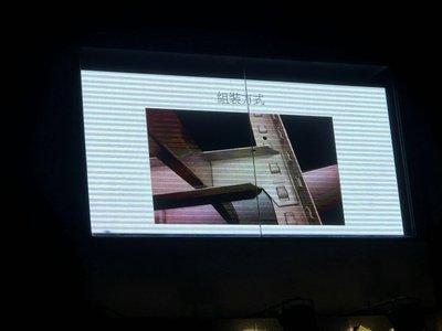 【新設 LED廣告媒體牆】台北晶華酒店-正側面對  耀眼LED廣告牆 徵初始客戶 價超優 效果佳....