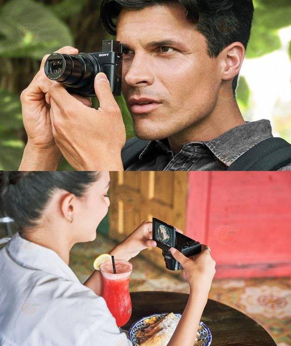 送64G 4K U3 170M卡+鋰電*2+座充+相機包等8好禮 SONY RX100VII RX100M7 公司貨