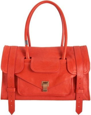 全新真品~~PROENZA SCHOULER PS1 KEEP ALL 橘色 (size: small)