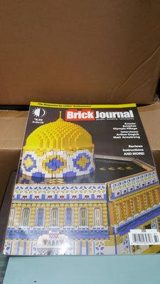 Brick Journal Lego Magazine 雜誌