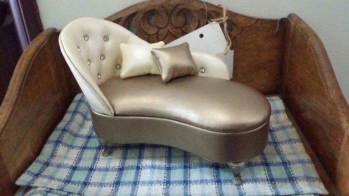 美生活館 新品 貴妃椅首飾收納盒 擺飾 婚禮佈置