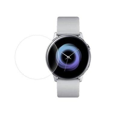 【高透光】2入裝 三星 Galaxy Watch Active 手錶膜 高品質 亮面 防刮 螢幕保護貼 貼膜 背膜
