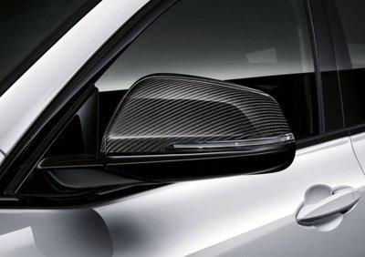 【樂駒】BMW F39 X2 M Performance 碳纖維後視鏡蓋 原廠 改裝 carbon 輕量化 套件