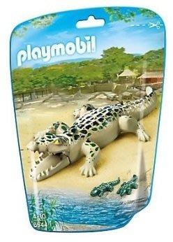 摩比人 playmobil 可愛鱷魚_PM06644
