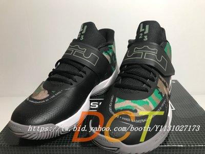 【DCT】NIKE ZOOM LEBRON AMBASSADOR XlI CAMO 迷彩 籃球鞋 BQ5436-004