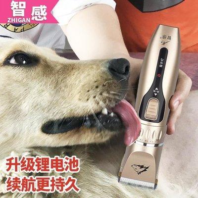【興達生活】大小狗狗毛剃毛器寵物電推剪毛器泰迪動物修剪狗毛的推子理發工具`3990