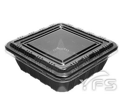 K42外燴餐盒(700ml) (年菜盒/肋排/切片肉/熱炒/魚/海鮮/烏魚子/蟹/塑膠餐盒)