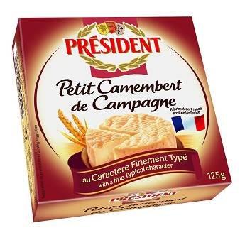 迷你鄉村 卡門貝爾 乳酪 CAMEMB...