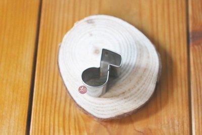 餅乾切模_迷你音符_063149◎迷你音符.音樂.創意.餅乾.切模.模具.黏土.手工皂