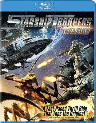【藍光影片】星河戰隊:入侵 / Starship Troopers: Invasion (2012)