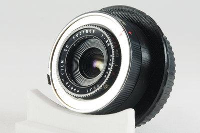 **日光銀鹽** Fujinon 28mm F2.8 (Fuji FX接環) 新北市