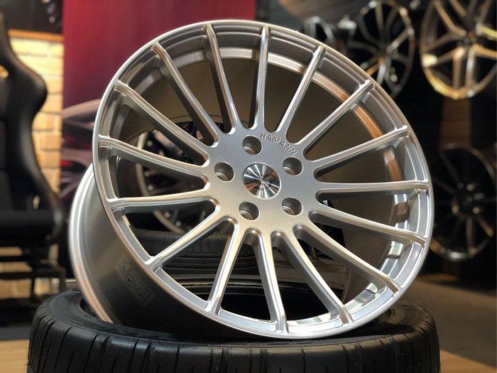 國豐動力 HAMANN ANNIVERSARY EVO BMW F10 E90 F30 M2 M3 M4 原廠19吋 8.5J 10J 全新鋁圈一套 單價