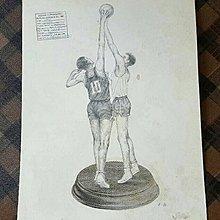 【藏家釋出】 早期收藏 ◎《RUSS BERRIE》的產品設計稿《107》 ........