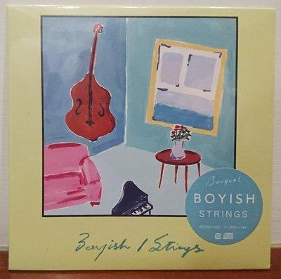 超好聽♪ Boyish - Strings (日版)