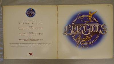 【柯南唱片】Bee Gees 比吉斯合唱團 //GREATES//2片裝>日版LP