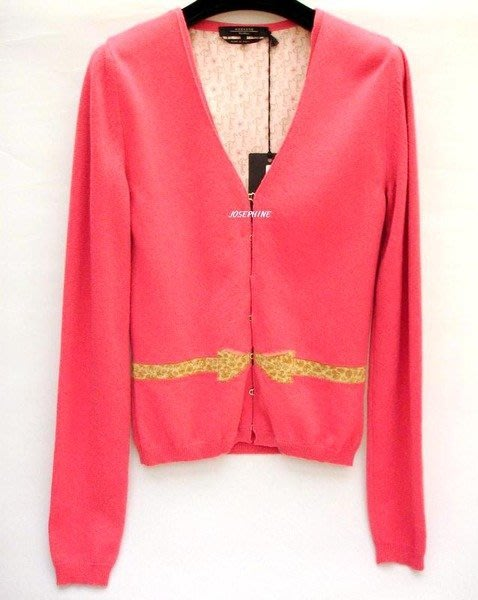 喬瑟芬【WEEKEND~MAXMARA】特價$12900~100%喀什米爾羊毛開襟外套~全新真品過季清倉!