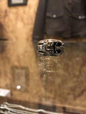 造夢師 手工訂製 【Chrome Hearts】【復刻】 CH 克羅心 Dagger經典匕首 925純銀 戒指