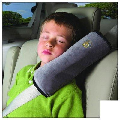 安全帶護肩套 兒童安全帶護肩套保 調節固定器寶寶護枕睡覺汽車保險帶護肩套XZND13300
