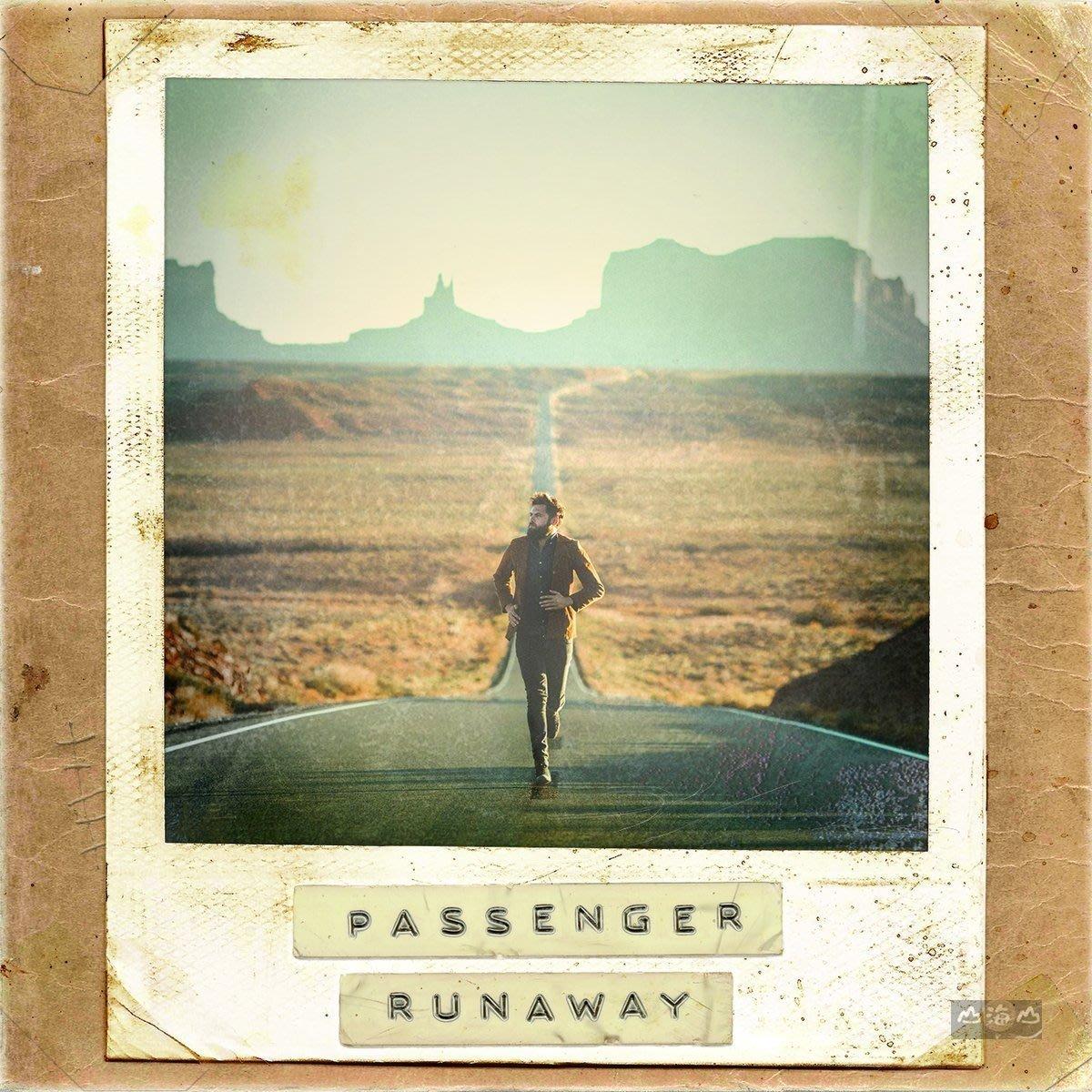 【黑膠唱片LP】Runaway 2LP (豪華版) / 吟遊詩人 Passenger---PASS18VP3