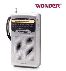 旺德收音機 WS-R12