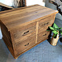 柚木矮櫃 (L80 W49.5 55.5 Hcm)