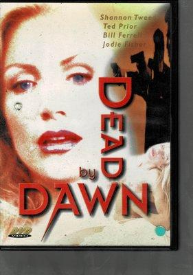 *老闆跑路* 《DEAD BY DAWN 》 DVD二手片,下標即賣,請讀關於我