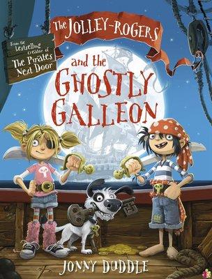 [文閲原版]喬莉羅杰斯1 英文原版 The Jolley Rogers @ the Ghostly Galleon