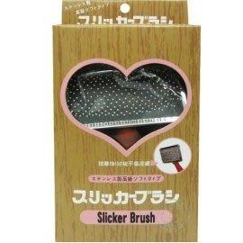 【🐱🐶培菓寵物48H出貨🐰🐹】Slicker Brush》寵物高級spa針梳附有珠珠)M號 特價169元