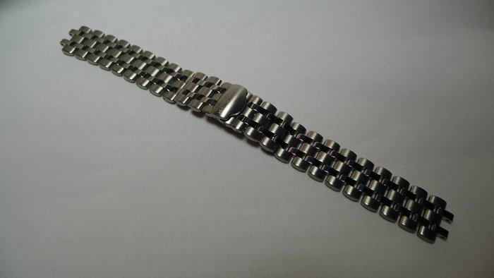全心全益低價特賣*華倫*高級男用316L不鏽鋼實心錶帶*每壹條399元