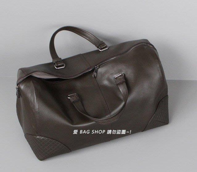 愛 BAG SHOP 韓包專賣WHOSBAG 官網 正韓製 BV 編織 小羊皮 型男款 旅行袋 43CM 50CM 預購