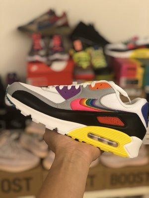 "27全新 Nike Air Max 90 ""Be True"" CJ5482-100"