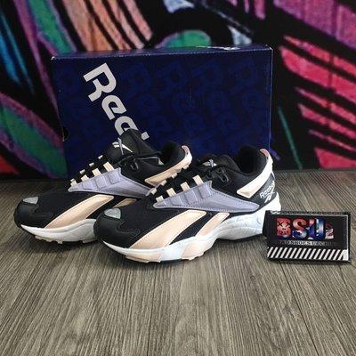 實體店面Reebok  INTERVAL 96 黑色 粉紫橘流線撞色 復古鞋 FV7474原價2680特價1780尺寸23-26
