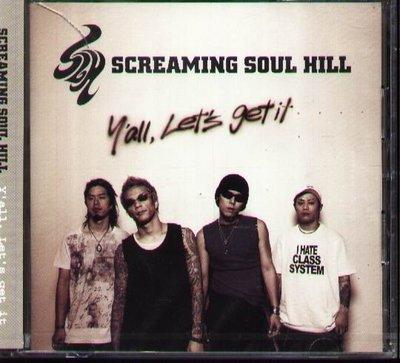 八八 - SCREAMING SOUL HILL - Y'all,Let's get it - 日版