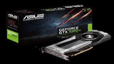 ASUS GeForce® GTX 1080 Ti 創始版