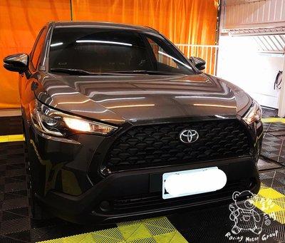 銳訓汽車配件精品 Toyota Corolla Cross SIMTECH 興運科技-A9 360度環景影像行車輔助系統