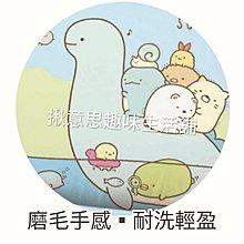 台灣製正版角落小夥伴單人枕套床包組 現貨 恐龍世紀 /MIT角落生物藍色床包 授權角落生物床包床包組 寢具組 枕套床單床包 ㄇ型鬆緊帶 台製單人床包組 單人床單